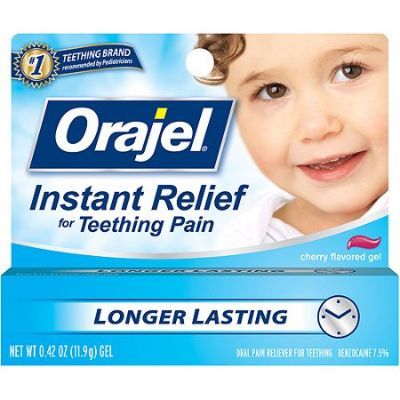 Orajel  Teething Gel