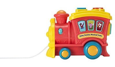 Musical Train Play And Learn 6mths +