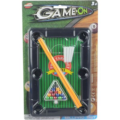 Hunson Game On Pool Table Set