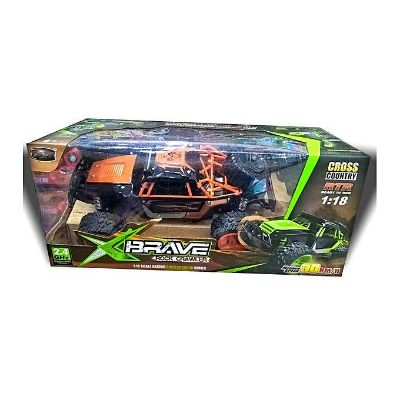 X Brave Rock Crawler