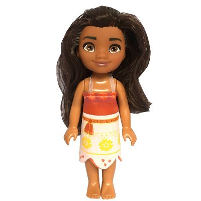 Moana Music And Lights Doll