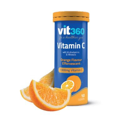 Vit 360 Vitamin C 1000mg Sugar Free