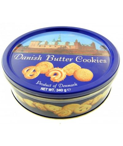 Royal Danish Butter Cookies 340g