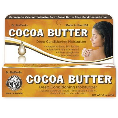 Dr Sheffield Cocoa Butter 42g