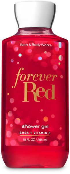 Bath & Body Works Forever Red Shower Gel