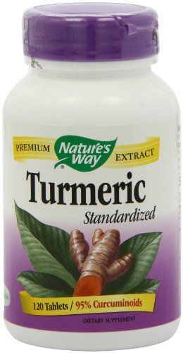 Nature's Way Turmeric Tablets 60s