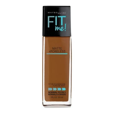 Maybelline Fit Me Matte + Poreless Warm Coconut Foundation #356