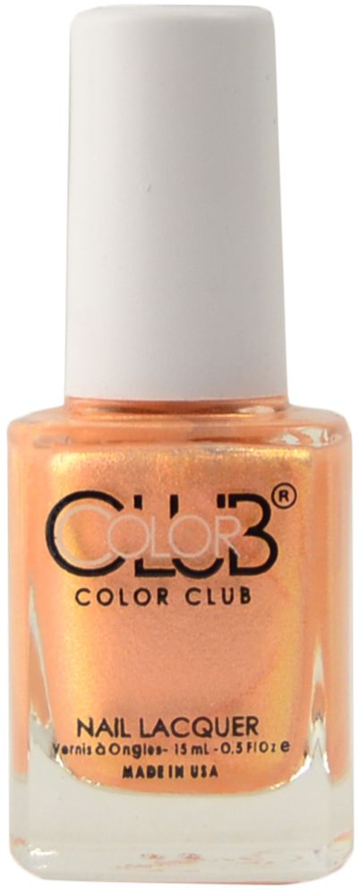 Color Club Rise And Shine  Nail Lacquer
