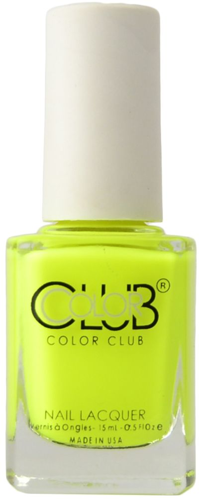 Color Club Yellin' Yellow Nail Lacquer