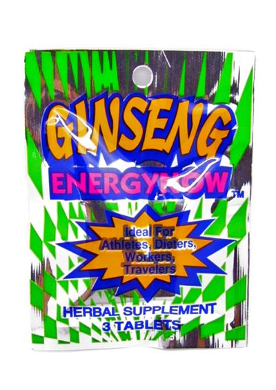 Ginseng Energy Now 3s