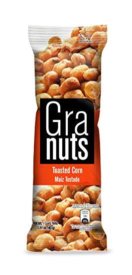 Gra Nuts Toasted Corn